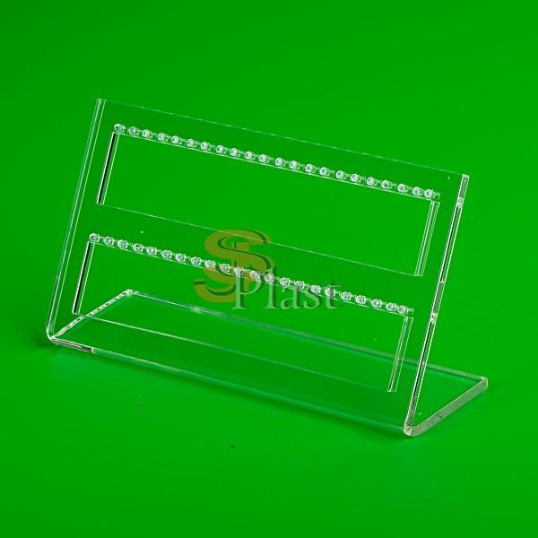 Подставка для сережек на 20 пар