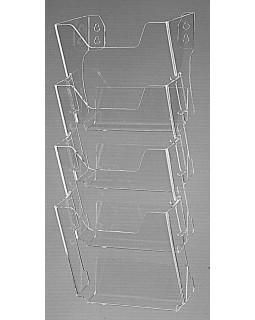Н- 4 - Накопитель навесной 2х секционный А4