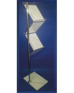 СТ- 1 - Стойка напольная 6-тисекционный (А4)