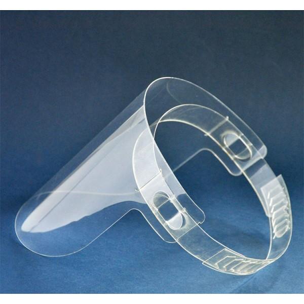 Защитный прозрачный экран для лица