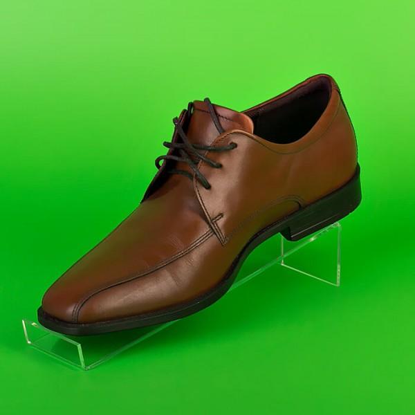 Подставка под обувь без каблука