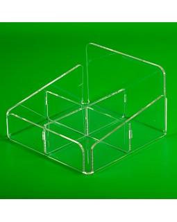 Коробка-разделитель 4-х секционная